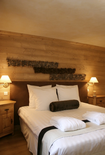 Chalet interior design