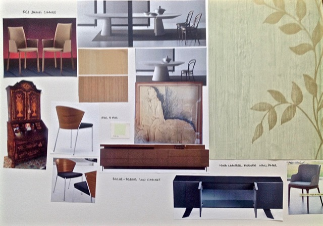 mood boards for hyde park