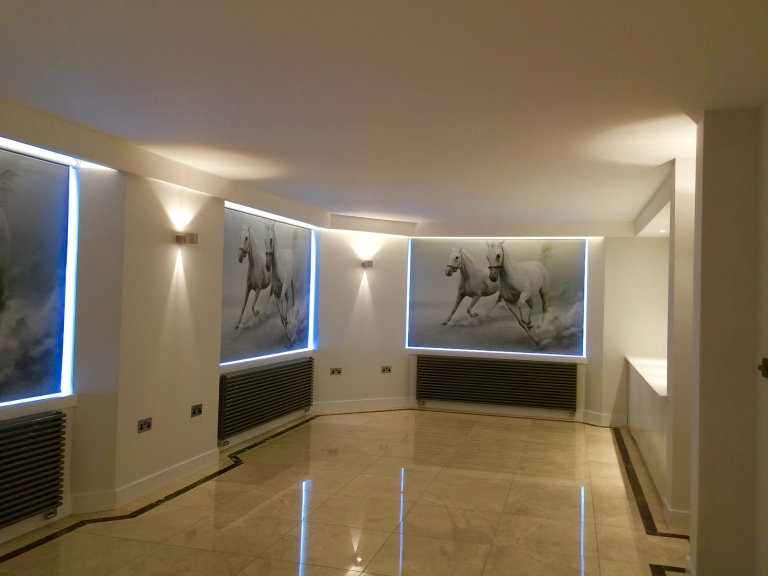 Marble uses in interior design
