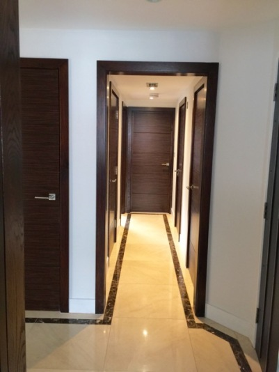 st pauls bedroom hallway